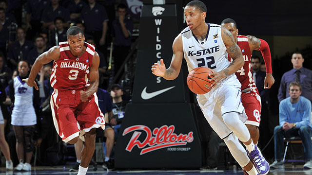 Oklahoma vs. #16 Kansas State