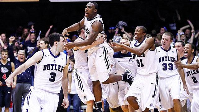 #8 Gonzaga vs. #13 Butler