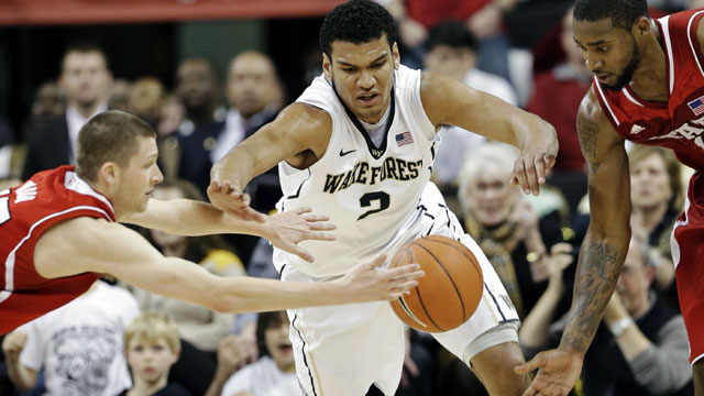 #18 NC State vs. Wake Forest