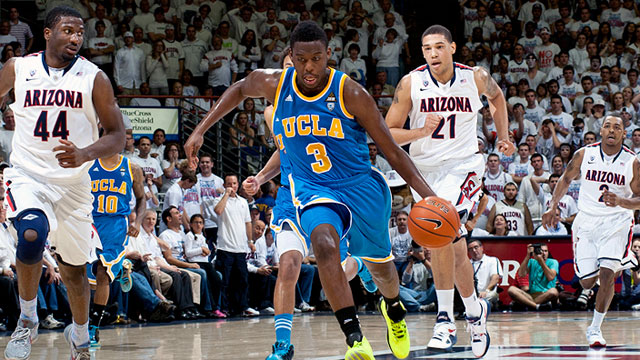 UCLA vs. #6 Arizona