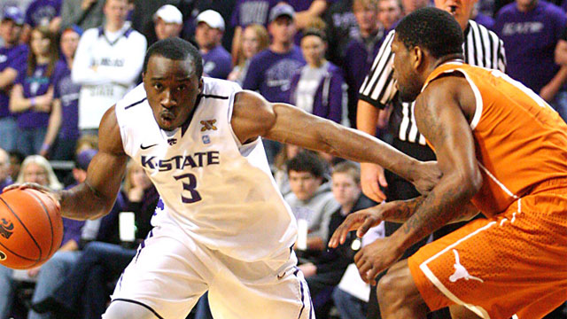 Texas vs. Kansas State