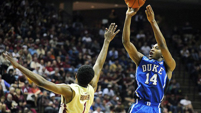 #5 Duke vs. Florida State