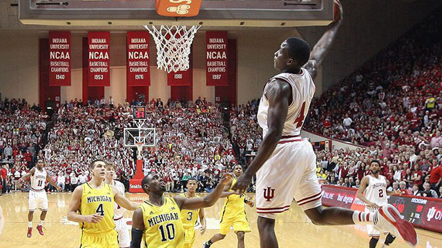 #1 Michigan vs. #3 Indiana