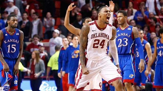 #5 Kansas vs. Oklahoma