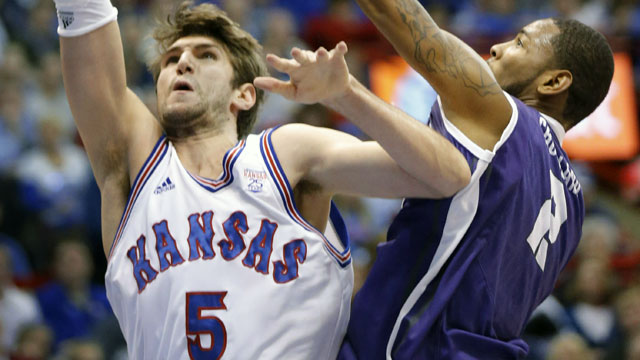 TCU vs. #9 Kansas
