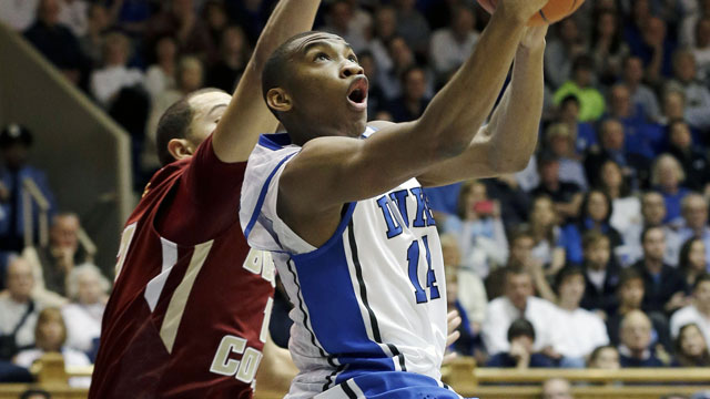 Boston College vs. #6 Duke