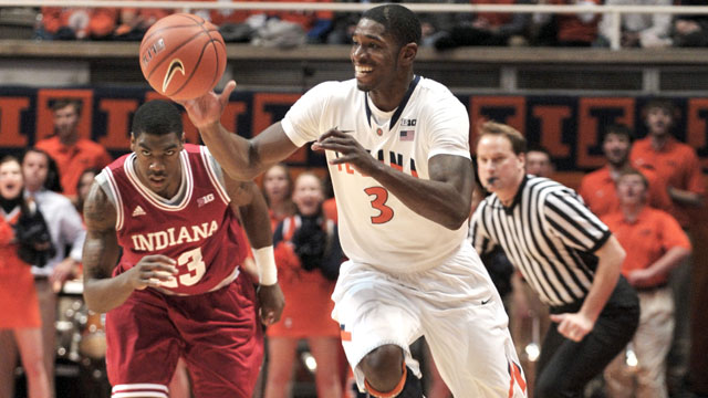 #1 Indiana vs. Illinois