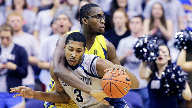 Marquette vs. Georgetown (re-air)