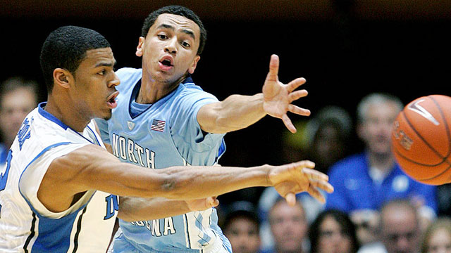 North Carolina vs. Duke (re-air)