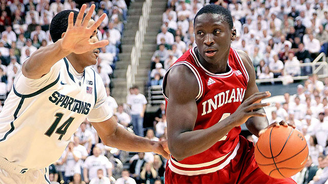 #1 Indiana vs. #4 Michigan State