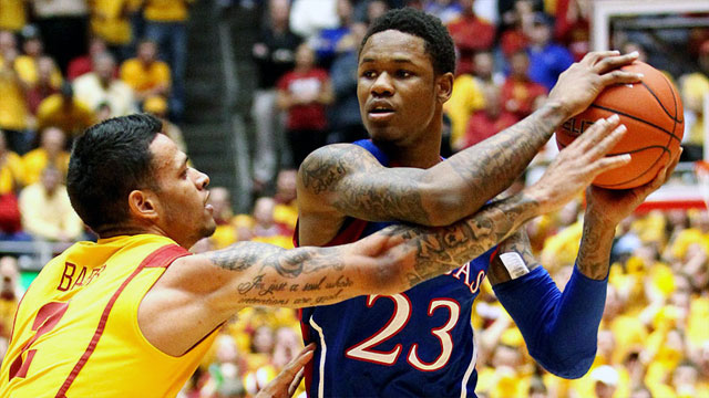 Kansas vs. Iowa State (re-air)