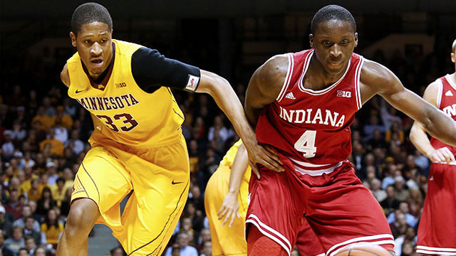 #1 Indiana vs. Minnesota