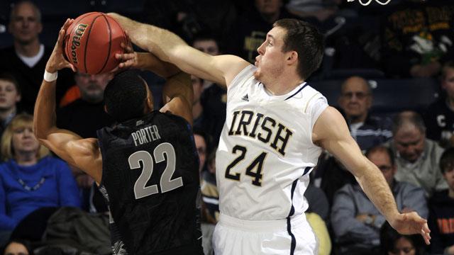 Georgetown vs. #24 Notre Dame