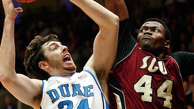 Santa Clara vs. #1 Duke