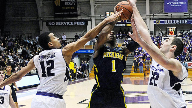 #2 Michigan vs. Northwestern