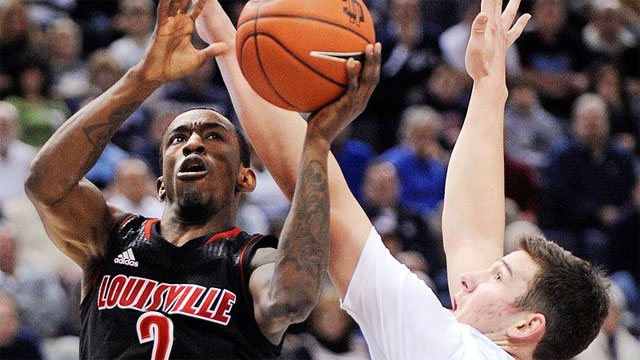 #1 Louisville vs. Connecticut