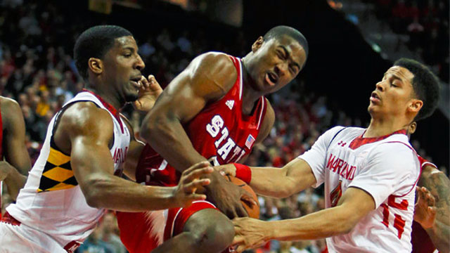 #14 NC State vs. Maryland