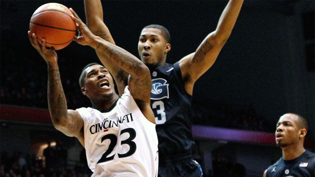 #15 Georgetown vs. Cincinnati