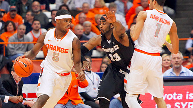 Providence vs. #8 Syracuse