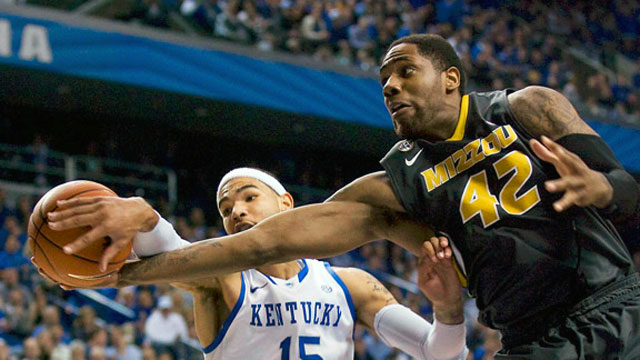 Missouri vs. Kentucky (re-air)