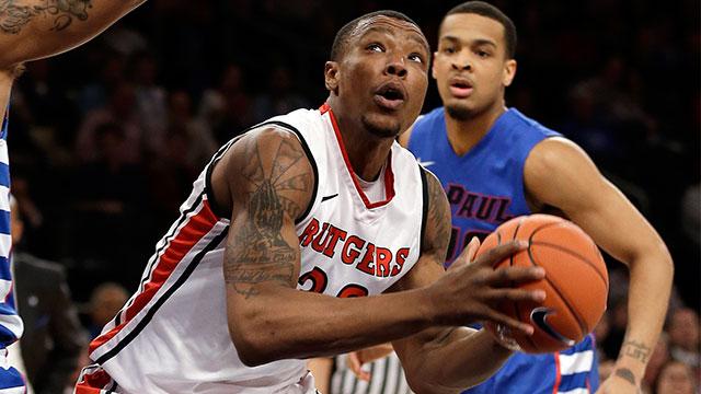 DePaul vs. Rutgers (First Round, Game 2): BIG EAST Men's Basketball Championship