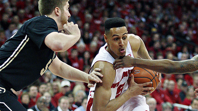 Purdue vs. #17 Wisconsin (Wildcard Game)