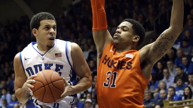 Virginia Tech vs. #3 Duke