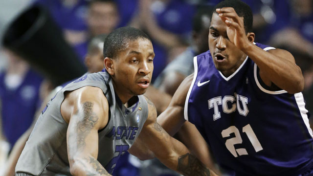 TCU vs. #9 Kansas State
