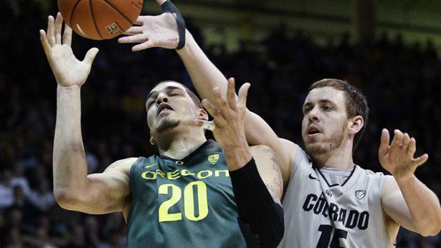 #19 Oregon vs. Colorado