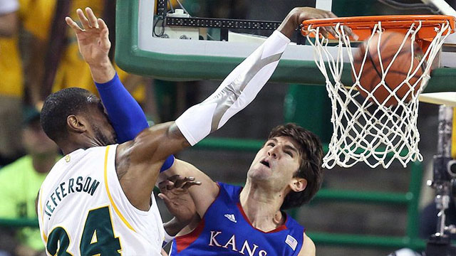 #4 Kansas vs. Baylor