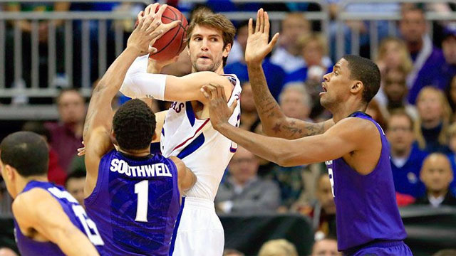 #11 Kansas State vs. #7 Kansas (Championship): Big 12 Men's Basketball Championship