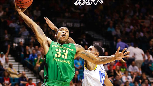 Oregon vs. #21 UCLA (Championship): PAC-12 Men's Basketball Tournament