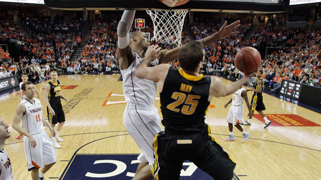 #3 Iowa vs. #1 Virginia (Quarterfinal #3): 2013 NIT