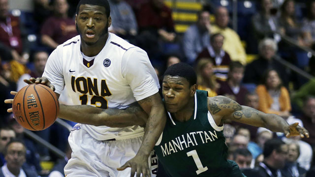 Manhattan vs. Iona (Championship): MAAC Men's Basketball Tournament