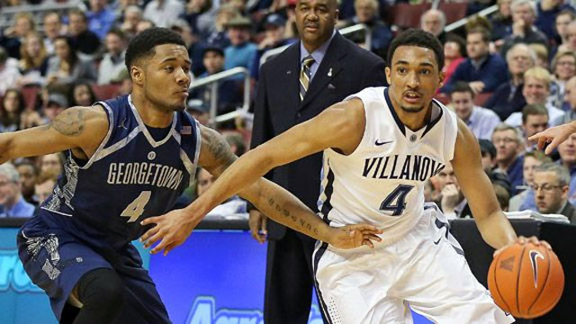 #5 Georgetown vs. Villanova