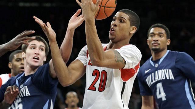Villanova vs. #4 Louisville (Quarterfinal #3): BIG EAST Men's Basketball Championship
