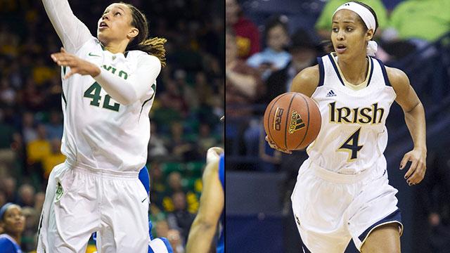 #3 Baylor vs. #5 Notre Dame
