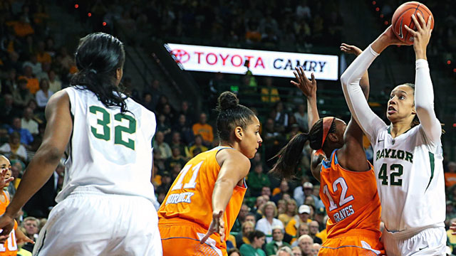 #10 Tennessee vs. #3 Baylor: Holiday Hoops