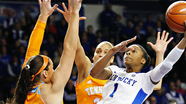 #8 Tennessee vs. #10 Kentucky