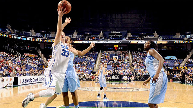 #15 North Carolina vs. #6 Duke (Championship): ACC Women's Basketball Tournament