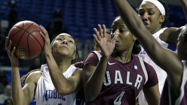 Arkansas-Little Rock vs. Middle Tennessee (Championship): Sun Belt Women's Basketball Championship