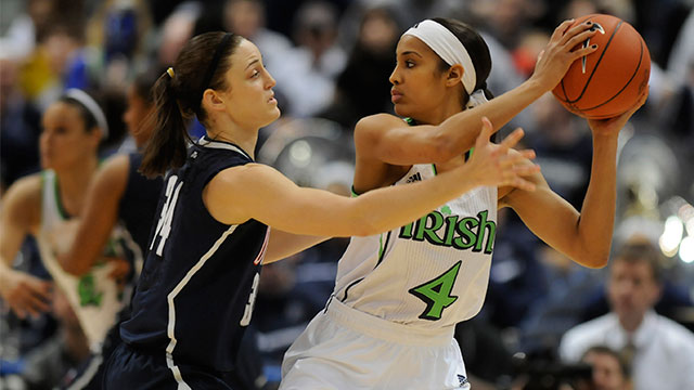 #3 Connecticut vs. #2 Notre Dame (Championship): BIG EAST Women's Basketball Championship
