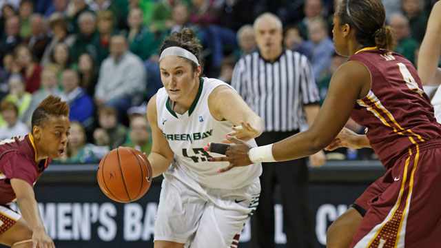 Loyola (IL) vs. #20 Green Bay (Championship): Horizon League Women's Basketball Championship