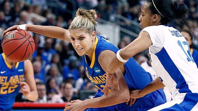 #6 Delaware vs. #2 Kentucky (Regional Semifinal #1): 2013 NCAA Women's Basketball Championship