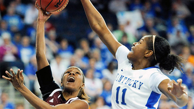 Texas A&M vs. Kentucky (Championship): SEC Women's Basketball Tournament