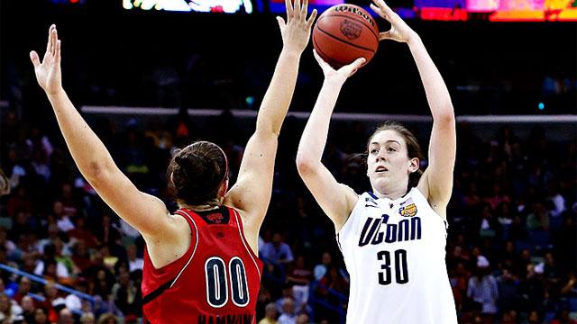 Louisville vs. Connecticut (National Championship): 2013 NCAA Women's Basketball Championship