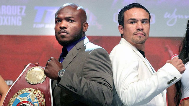Marquez vs. Bradley Press Conference