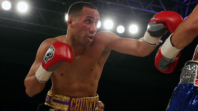 James Degale vs. Dyah Davis
