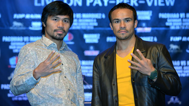 Pacquiao/Marquez IV Live Final Press Conference