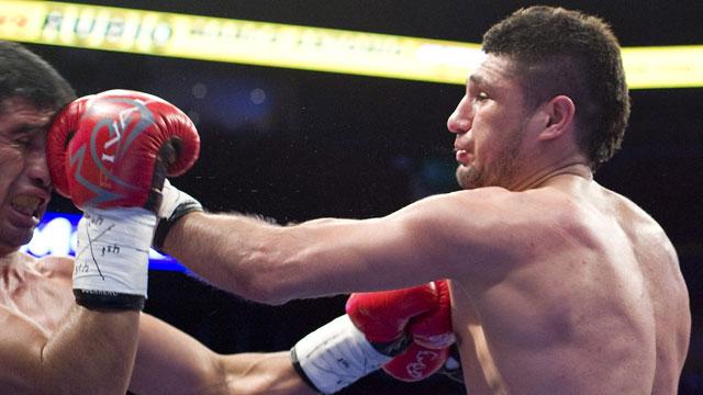Rances Barthelemy vs. Arash Usmanee